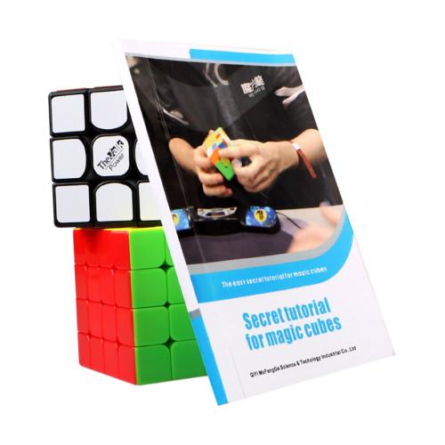 Magic Cube Getting Started Tutorial Magic Cube Formula Tutorial Book