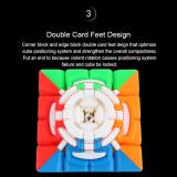 Yuxin Little Magic 4x4 M Magic Cube - Stickerless