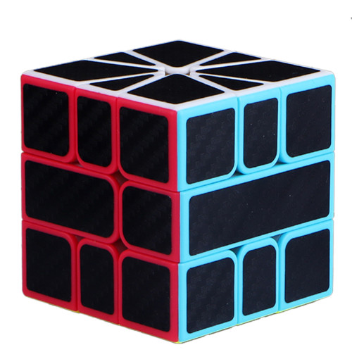 Qifa S SQ1 Stickered Version Magic Cube