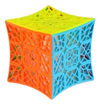Qiyi NDA 3x3 Concave Magic Cube - Vivid Color