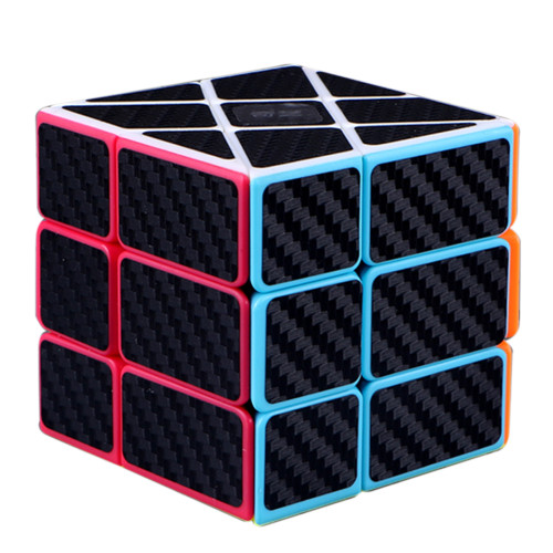Qiyi Hot Wheel Stickered Version Magic Cube