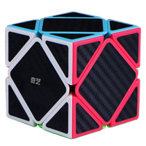 Qiyi Qicheng Skewcube Stickered Version Magic Cube