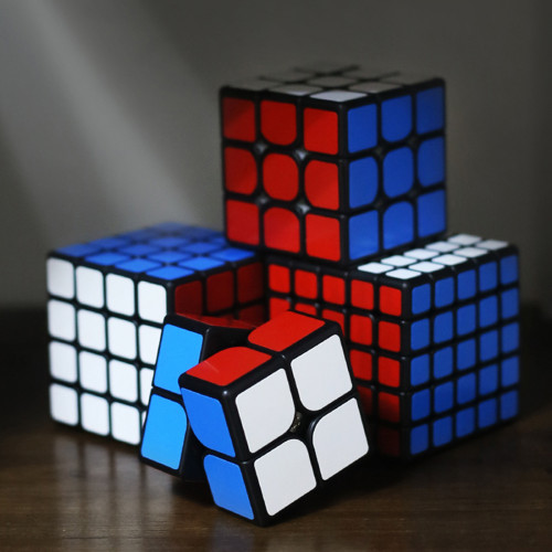 Shengshou 5 X 5 M Magic Cube - Black