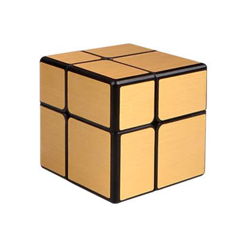 Qiyi 2x2 Mirror Blocks Magic Cube Puzzle