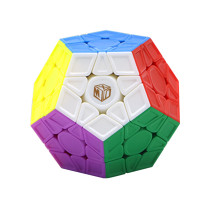 Qiyi Star Gen.2 L Version Five Special-shaped Magic Cube - Magnetic Version