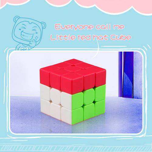 Qiyi Volcano Magic Cube - Vivid Color
