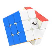 YJ MGC II 3x3 M Magic Cube - Black
