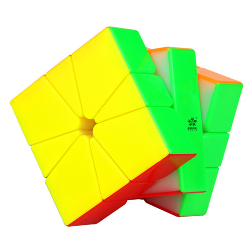 YuXin Little Magic SQ-1 M Magic Cube - Stickerless