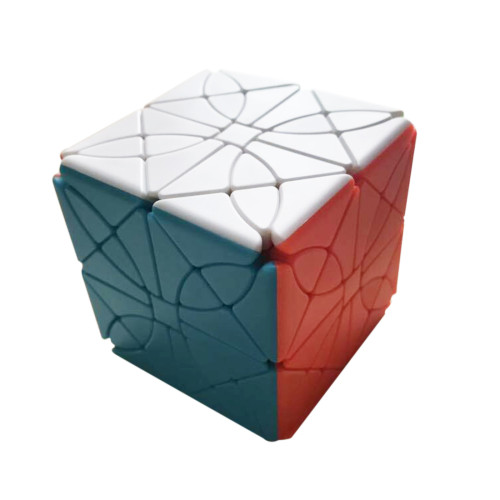Fangshi Aurora Butterfly Magic Cube - Stickerless