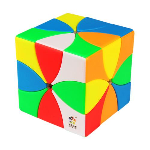 Yuxin Eight-leaf Flower M Magic Cube