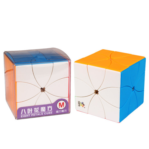 Yuxin Eight-leaf Flower M Magic Cube