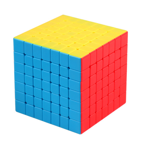 MoYu MeiLong7 Cubing Classroom 7x7 Magic Cube - Stickerless
