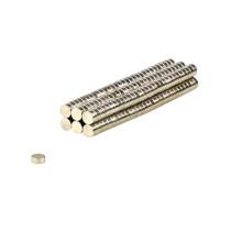 50Pcs 3 x 1mm N35 Magic Cube Magnets