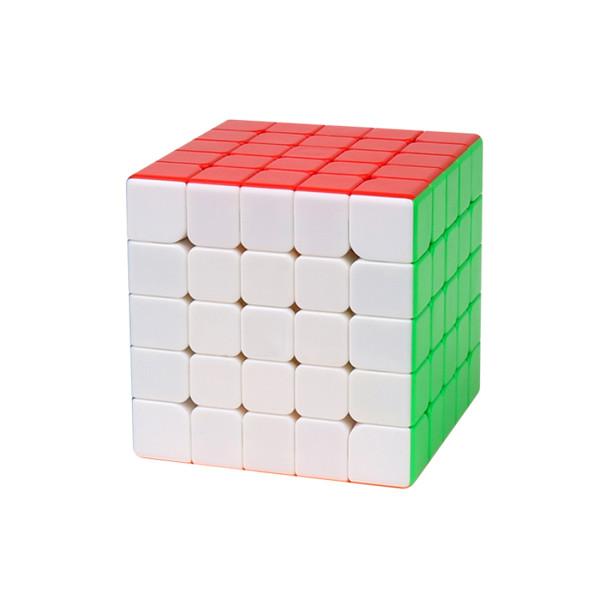 Upgrade + Premium Lubricants MoYu Aochuang WR M 5x5 Magic Cube