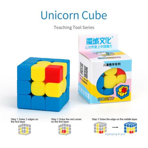 MFJS Unicorn Magic Cube - Stickerless