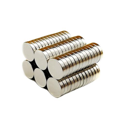 50Pcs 3 x 1mm N40 Magic Cube Magnets