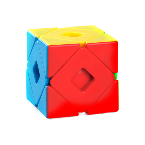 MoYu Meilong Double Skewbcube Magic Cube - Stickerless