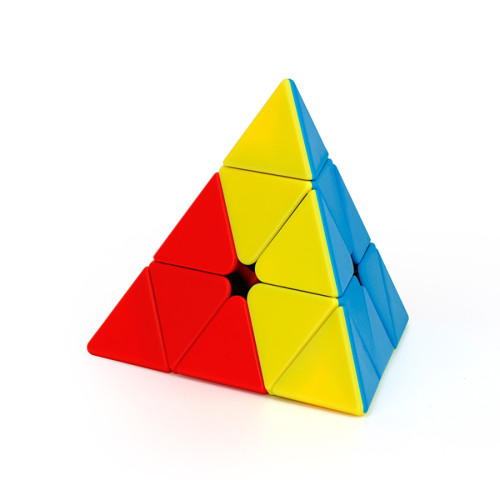 MFJS Volcano Teaching Puzzle Series Magic Cube - Stickerless