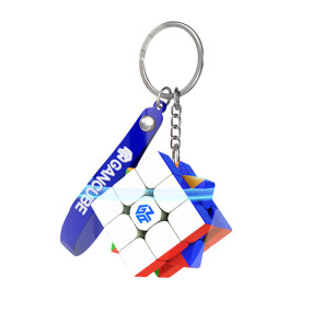 GAN 330 Keychain Magic Cube - Stickerless