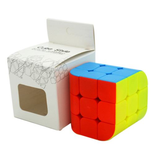 LeFun Trihedron Magic Cube - Stickerless