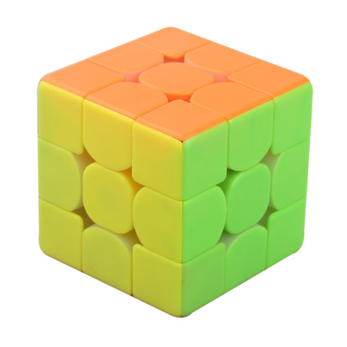 Dayan Xiangyun Type 3x3x3 Magic Cube - Black/Stickerless