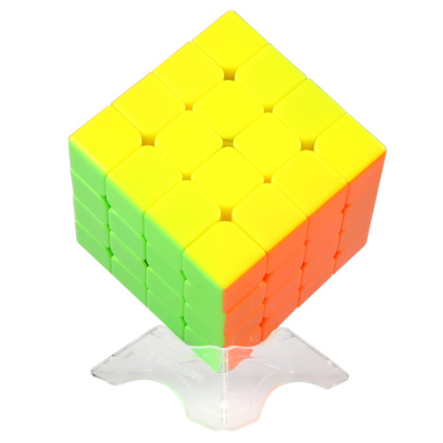 Qiyi Mofangge Wuque Mini 4x4 Magic Cube Stickerless/Black