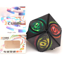 Zcube Devil Eyes Magic Cube