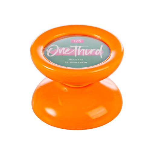 Magic YOYO D2 High Recovery Sensitivity Bearing Yo-yo Gift Toys for New Player - Orange
