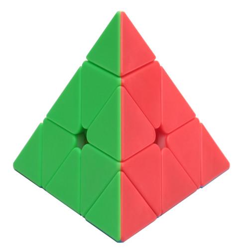 Zcube Pyraminxcube M Magic Cube - Stickerless/Black