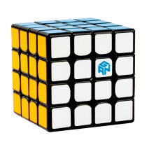 GAN460M 4x4 M Magic Cube - Black