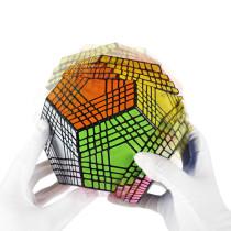 Shengshou 9x9 Magic Cube Puzzle Cube - Black