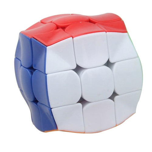 Cube Twist Wave Type 3x3x3 Magic Cube - Colorful