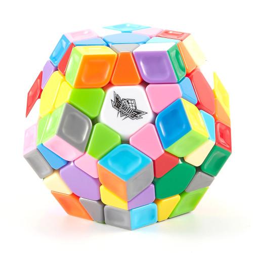 Cyclone Boys Rainbow Pattern Magic Cube