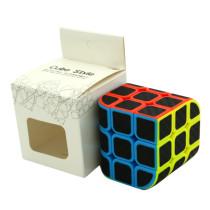 LeFun Trihedron Magic Cube - Carbon Fiber