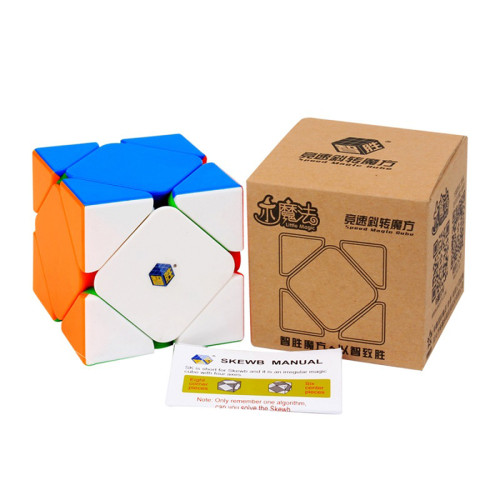 Yuxin Little Magic Skewbcube Magic Cube