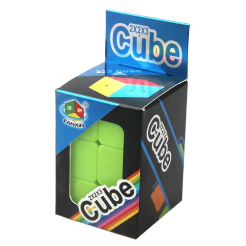FanXin 2x2x3 Magic Cube - Stickerless