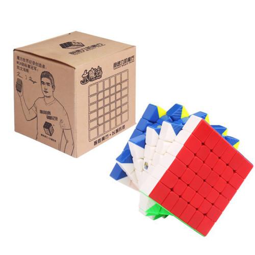 Yuxin Little Magic 6x6 Magic Cube - Stickerless