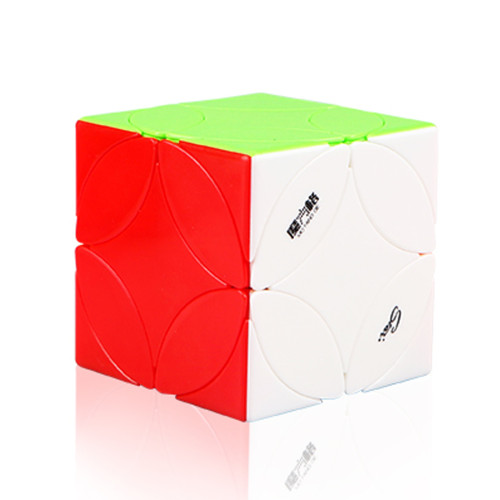 QiYi Moangge Coin Magic Cube - Stickerless/Black