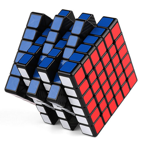 MoYu Aoshi GTS 6x6 Magic Cube - Stickerless/Black