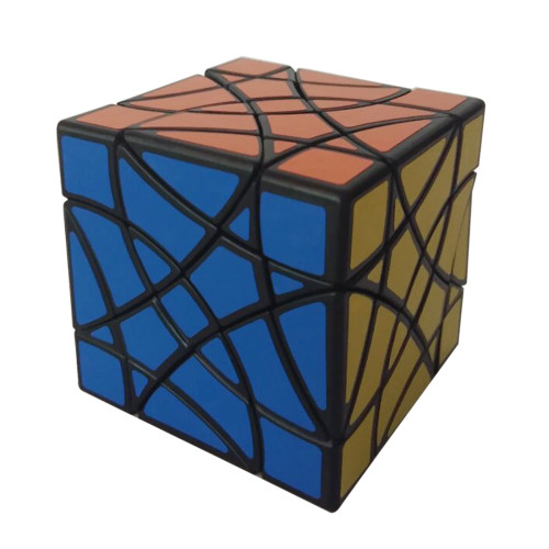 DaYan Shuang FeiYan Magic Cube - Stickerless/Black