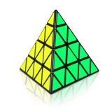 Qiyi Mofangge Pyraminxcube 4x4 Magic Cube