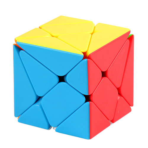MoYu MFJS Axis Magic Cube - Stickerless
