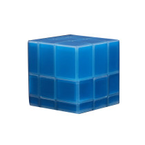 QiYi Mirror Magic Cube - Blue Luminous