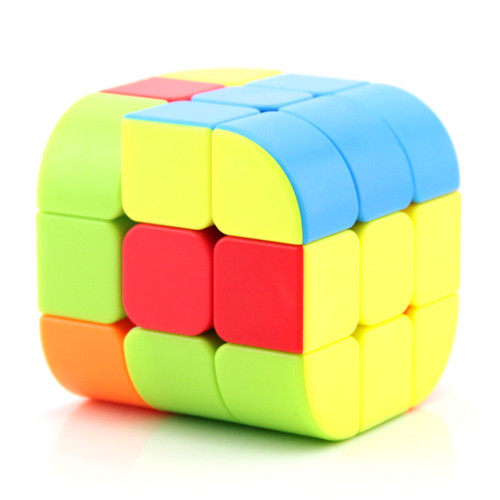 Fanxin Cylinder Magic Cube - Stickerless