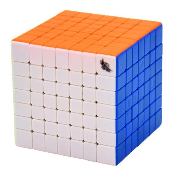 Cyclone Boys G7 7x7 Magic Cube - Stickerless