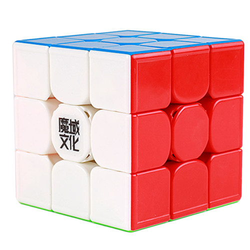 MoYu WeiLong GTS3 3x3 Magic Cube - Stickerless