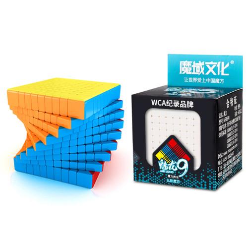MFJS MF9 9x9 Magic Cube - Stickerless