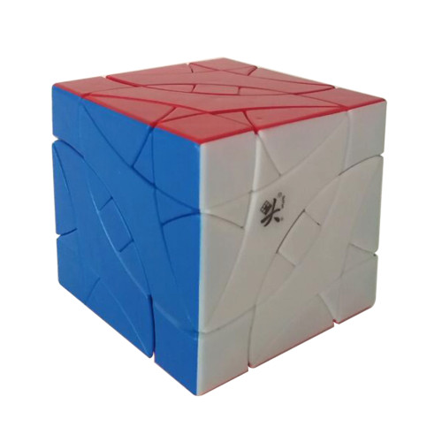 DaYan Bi YiNiao Magic Cube - Stickerless/Black