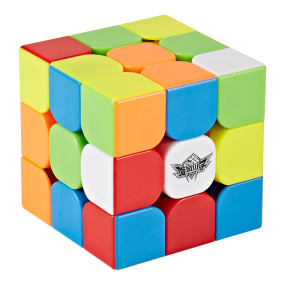 Cyclone Boys Xuanjue 3x3 M Magic Cube- Colorful