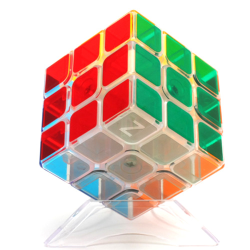 Z-CUBE Transparent 3x3 Magic Cube
